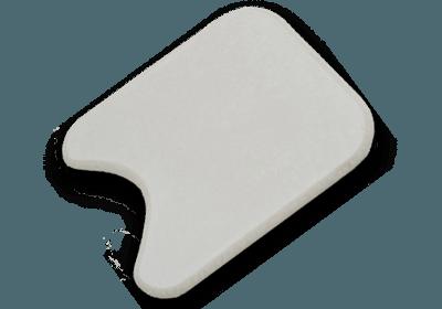 Brotbackplatte