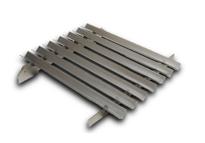 Römerofen Zubehör für den Grundofen Grillrost