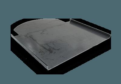 Pizza Grundplatte für den Römerofen
