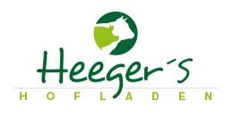 Heegers Hofgladen Logo